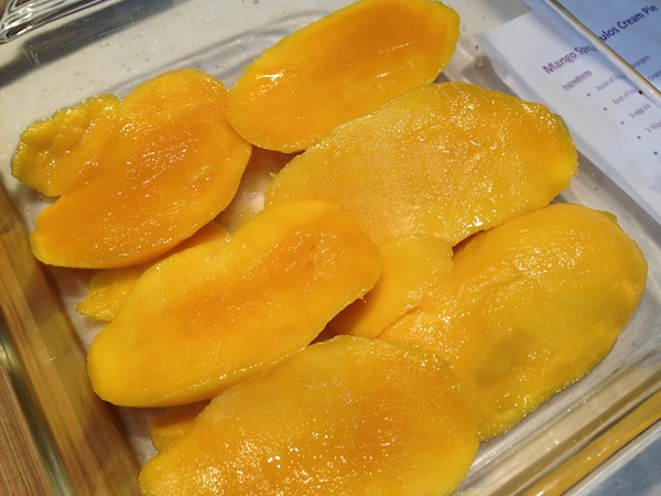 19-mango slices