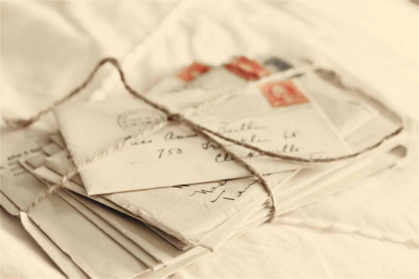 letters - new