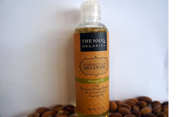 argan massage oil copy