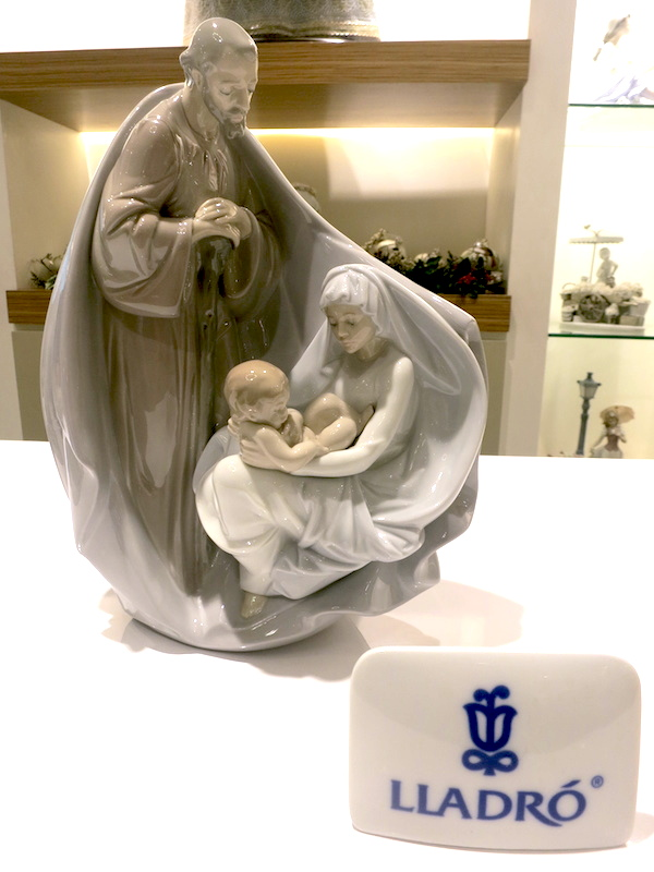 Lladro Birth of Jesus