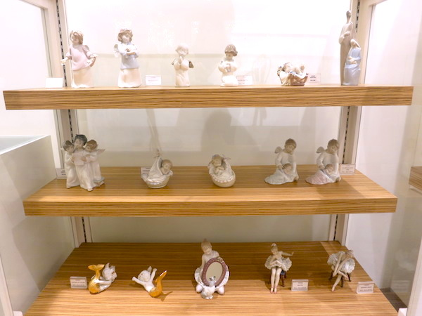 Lladro mini figurines