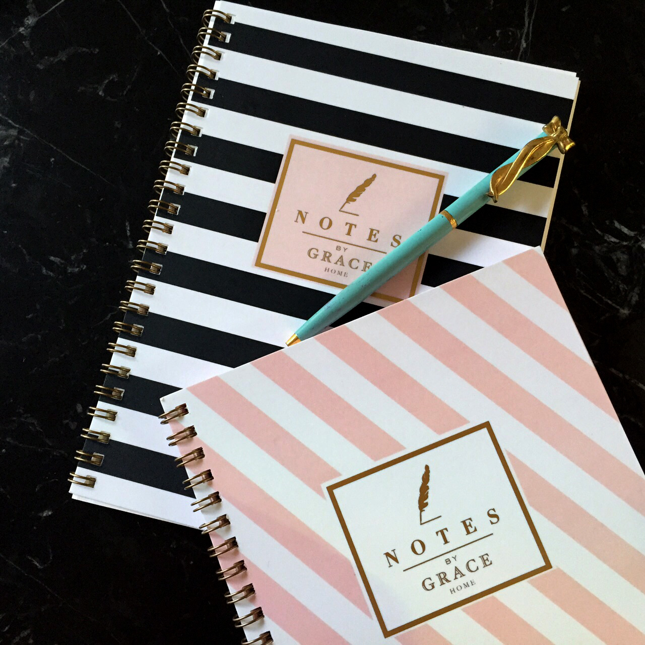 Grace Home Notebooks