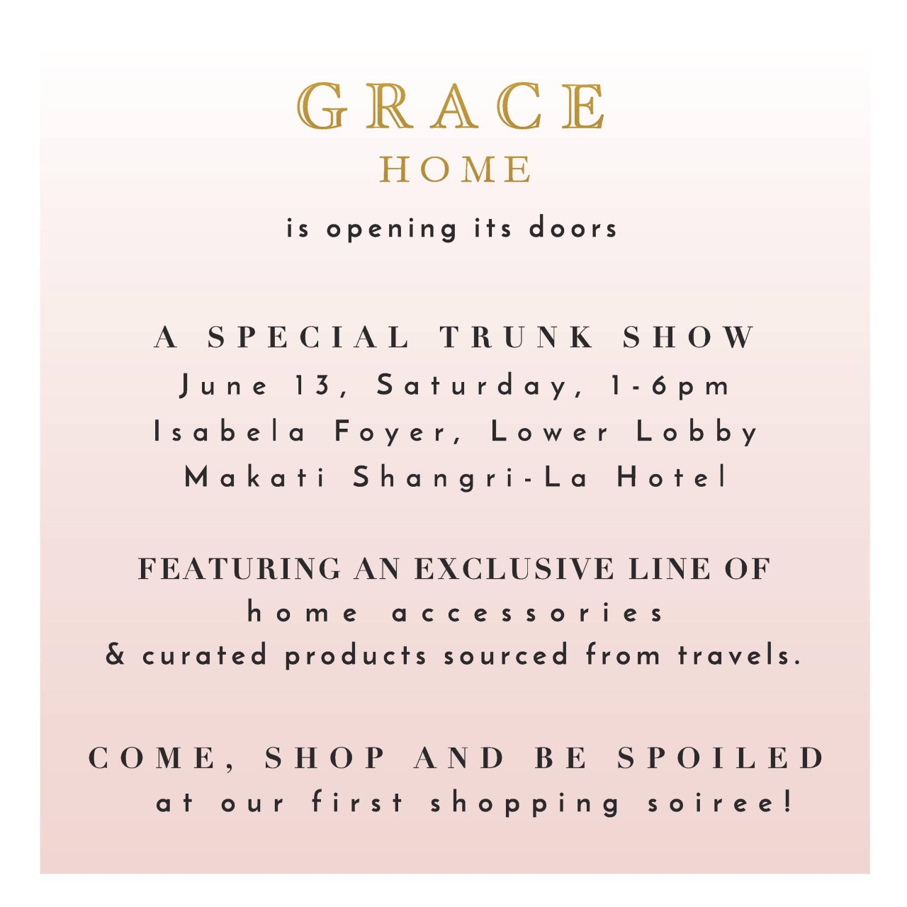 Grace-Home-Trunk-Show-Invite