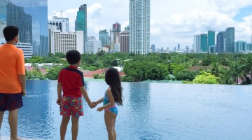 Our Staycation Weekend at Discovery Primea