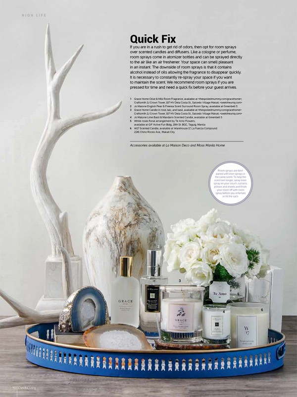 Condo Living Scent Story p3