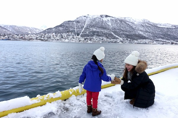 Tromso 8 Kids Snow Play