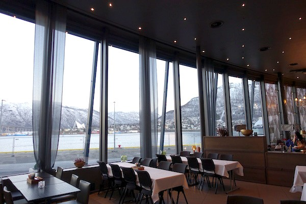 Tromso Breakfast View