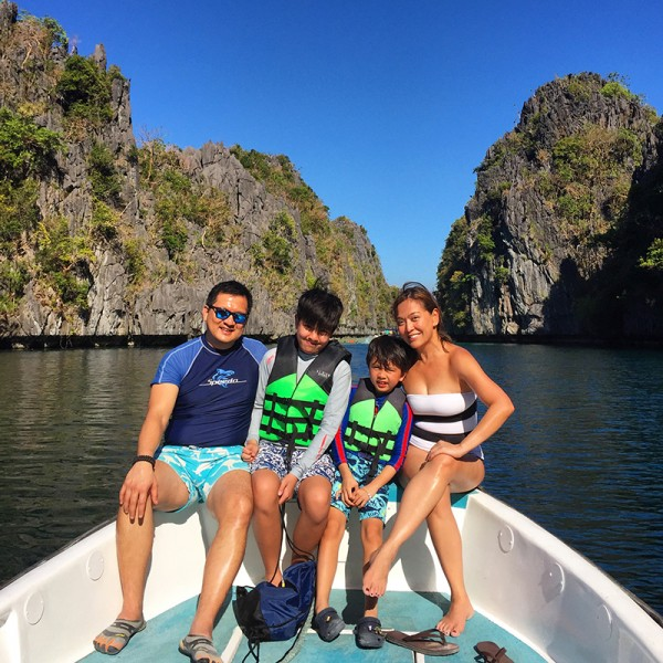 TSM Karen Davila Vacation