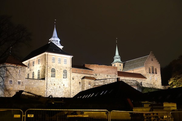 TSM Oslo Akersus Castle Outside 3389