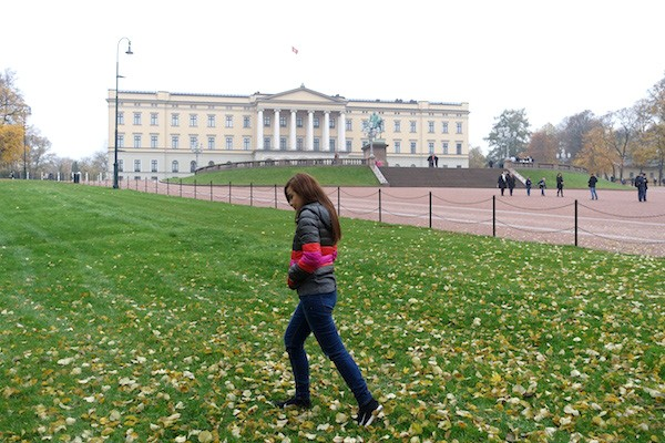 TSM Oslo Royal Palace Grounds 2977