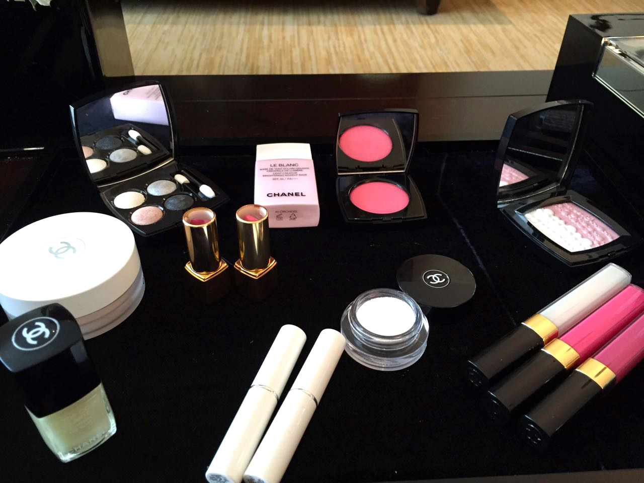 Chanel Le Blanc Makeup Base The Spoiled Mummy De