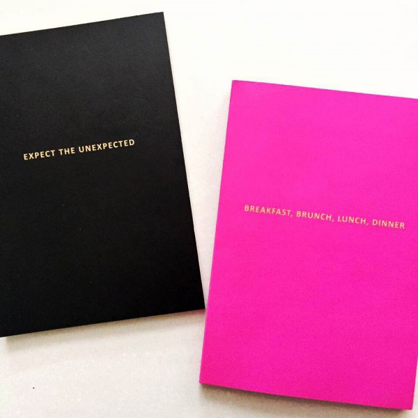 TSM Paper and Co Notebooks