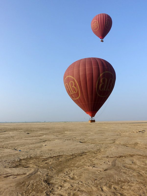 TSM Myanmar Balloon Descent 10