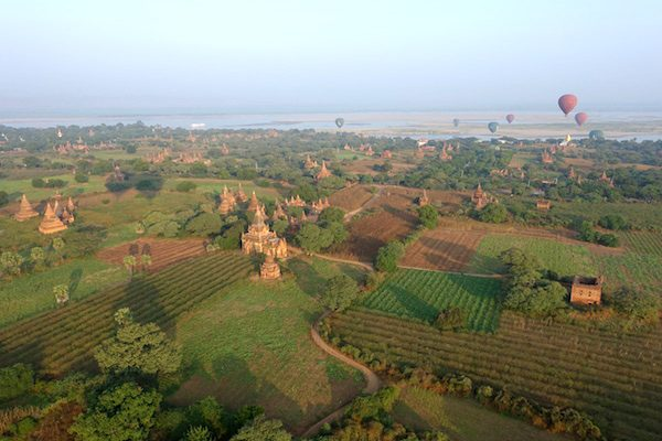 TSM Myanmar Balloon Sunrise 9