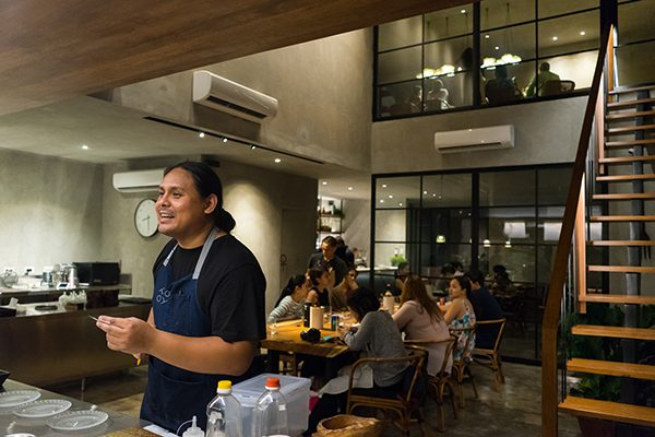 TSM Toyo Eatery Jordy at the Pass