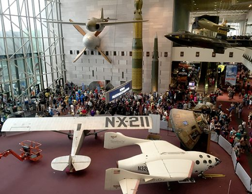 Washington DC air and space museum 1