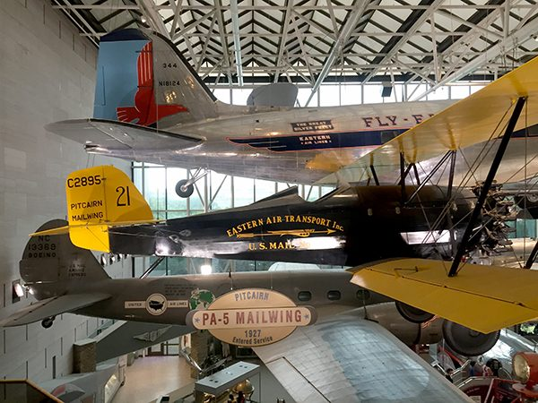 Washington DC air and space museum 2