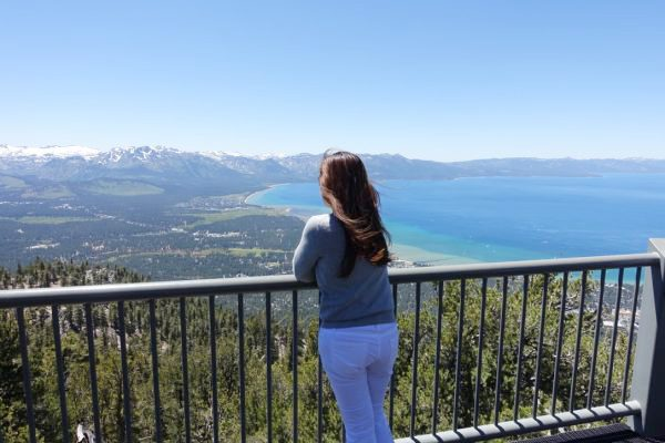 The Spoiled Mummy in Lake Tahoe