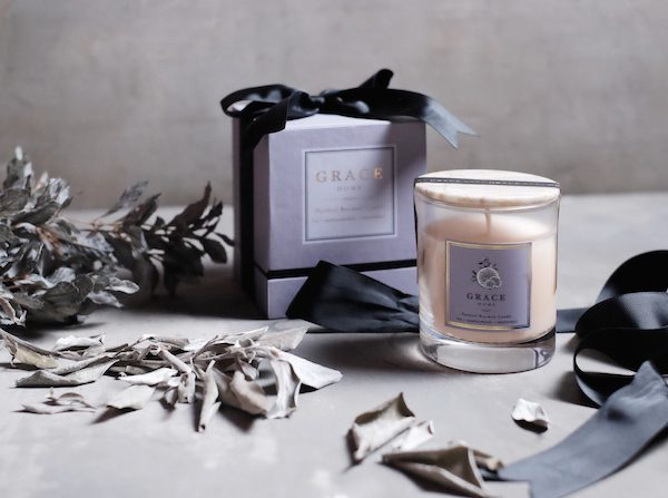 Grace Home Candle in Fig, Sandalwood and Grapefruit